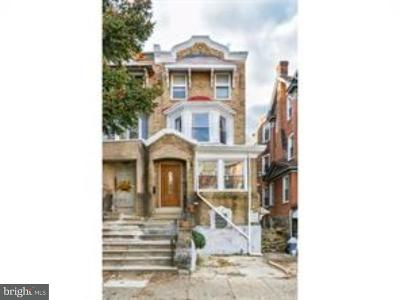 Philadelphia Multi Family Home For Sale: 228 S 46th Street