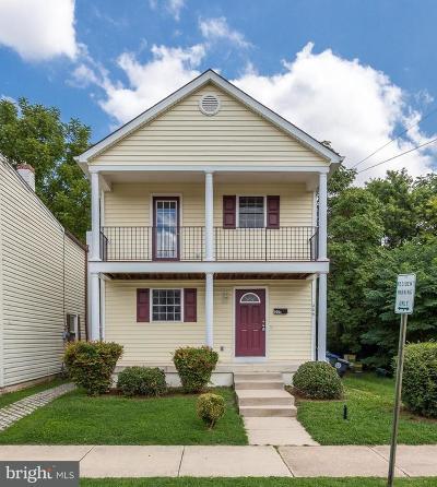Fredericksburg City Single Family Home For Sale: 209 Ferdinand Street