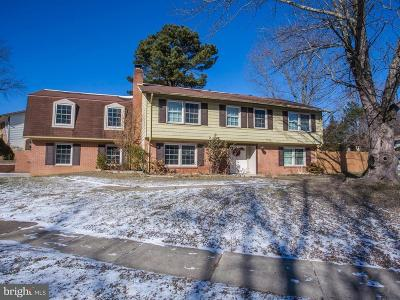 Woodbridge Single Family Home For Sale: 4016 Forge Drive