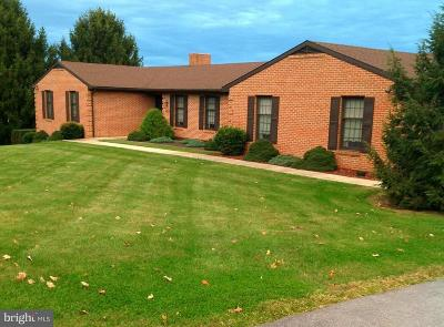 Keedysville Single Family Home For Sale: 5805 Red Hill Road