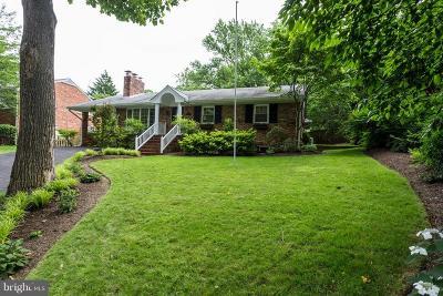 Arlington County Single Family Home For Sale: 4021 Richmond Street
