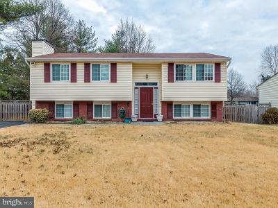 Herndon Single Family Home For Sale: 1106 Bicksler Drive