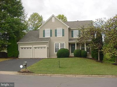 Manassas Single Family Home For Sale: 10690 Concerto Court
