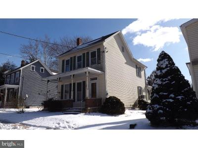Bucks County Single Family Home For Sale: 136 Spruce Road