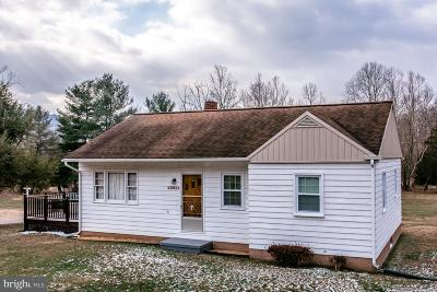 Rockingham County Single Family Home For Sale: 12927 Brocks Gap Road