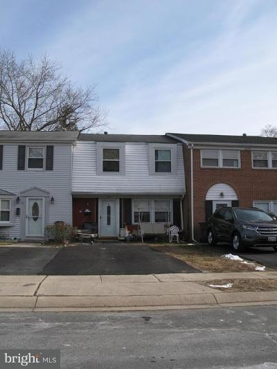 Joppa Townhouse For Sale: 15 Court Drive