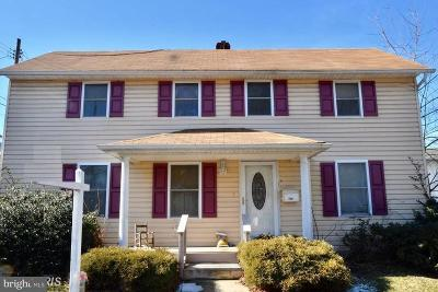 Harvre De Grace, Havre De Grace Single Family Home For Sale: 714 Adams Street S