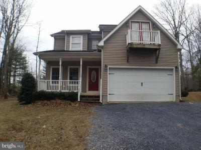 Frederick County Single Family Home For Sale: 205 Winchester Drive