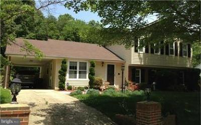 Fort Washington Single Family Home Active Under Contract: 3512 Stonesboro Road
