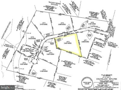Stafford Residential Lots & Land For Sale: Graceview- Lot 2 Lane