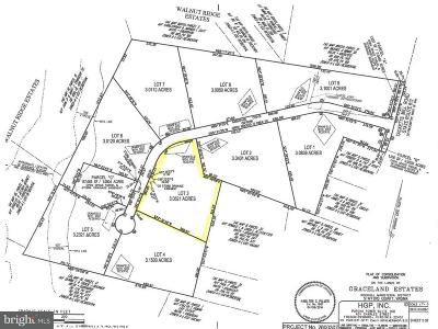 Stafford Residential Lots & Land For Sale: Graceview- Lot 3 Lane