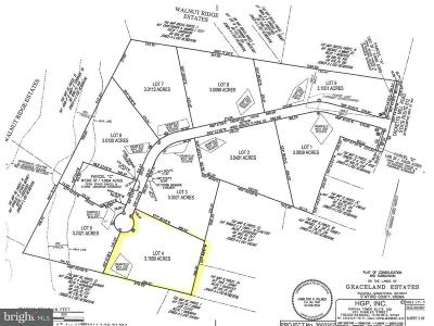 Stafford Residential Lots & Land For Sale: Graceview- Lot 4 Lane