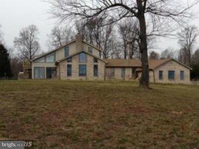 Single Family Home For Sale: 11275 Edge Hill Road