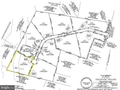 Stafford Residential Lots & Land For Sale: Graceview- Lot 5 Lane