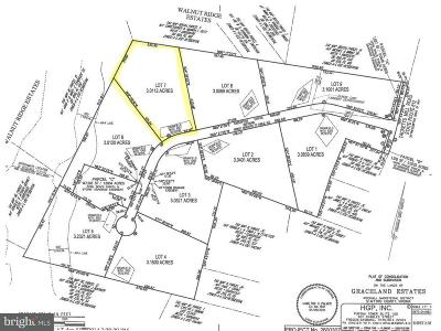 Stafford Residential Lots & Land For Sale: Graceview- Lot 7 Lane