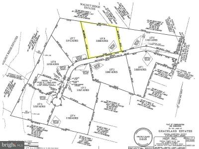 Stafford Residential Lots & Land For Sale: Graceview- Lot 8 Lane
