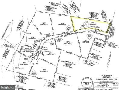 Stafford Residential Lots & Land For Sale: Graceview- Lot 9 Lane