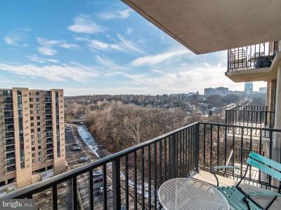 Arlington Condo Active Under Contract: 4600 Four Mile Run Drive #1138