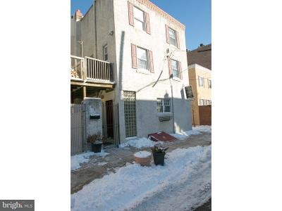 Philadelphia Single Family Home For Sale: 941 Montrose Street
