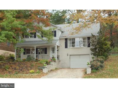 Single Family Home For Sale: 1409 Hampden Boulevard