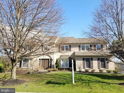 Doylestown Single Family Home For Sale: 1 Versailles Circle