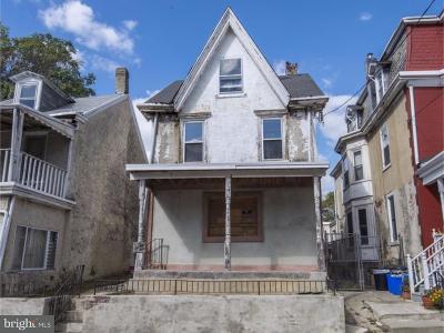 Philadelphia Single Family Home For Sale: 129 E Herman Street