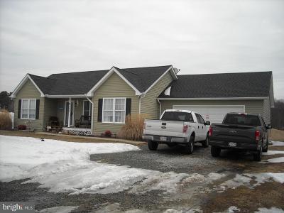 Denton, Preston, Ridgely Single Family Home For Sale: 10839 Red Maple Drive