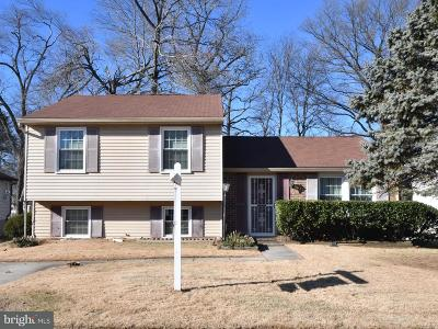 Baltimore Single Family Home For Sale: 16 Tulip Tree Court