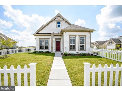 Bridgeville Single Family Home For Sale: 1 Legends Way