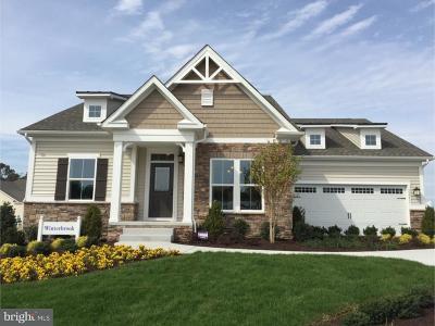 Bridgeville Single Family Home For Sale: 00 Champion Lane