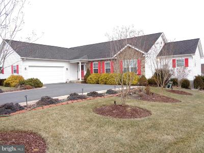 Charles Town Single Family Home For Sale: 183 C Edward Lane