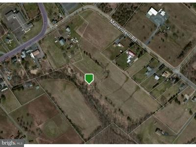 Residential Lots & Land For Sale: Marienstein Road