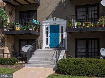 Alexandria Townhouse For Sale: 5913 Mayflower Court #101