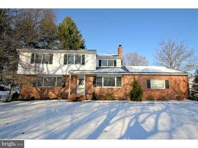 Princeton Junction Single Family Home For Sale: 12 Berkshire Drive