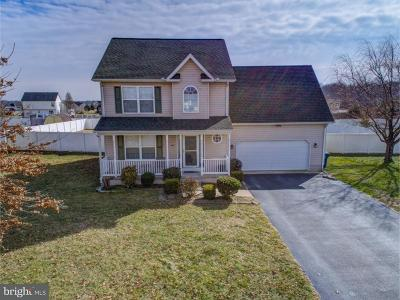 Magnolia Single Family Home For Sale: 605 Sunny Meadow Drive