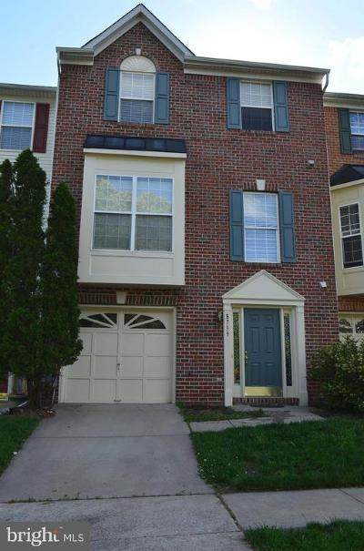 Odenton Townhouse For Sale: 8735 Silent Court