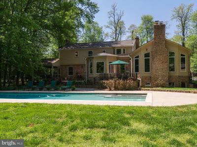 Potomac Single Family Home For Sale: 8513 Brickyard Road