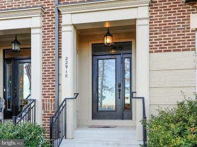 Ashburn Townhouse For Sale: 22918 Bollinger Terrace