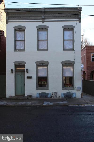 Frederick Townhouse For Sale: 8 4th Street W