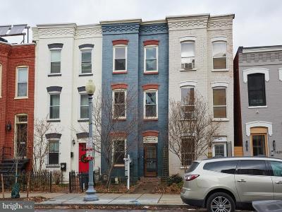 Washington Townhouse For Sale: 1433 W Street NW