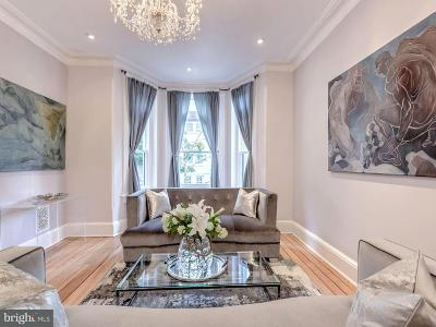 Washington Townhouse For Sale: 1414 29th Street NW