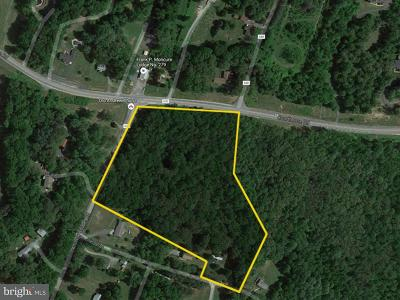 Stafford Residential Lots & Land For Sale: Courthouse Road