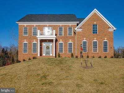 Purcellville Single Family Home For Sale: 36478 Whispering Springs Court