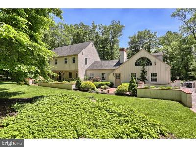 Phoenixville Single Family Home For Sale: 316 Lucas Road