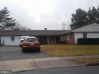 Fairfax Rental For Rent: 12801 Melvue Court