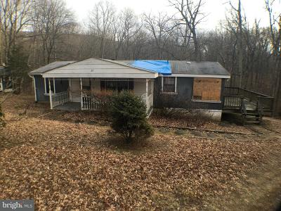 Harpers Ferry Single Family Home For Sale: 120 Winona Circle