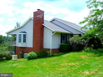Luray Single Family Home For Sale: 432 Airstrip Road