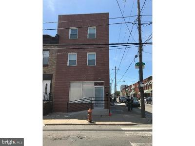 Philadelphia Multi Family Home For Sale: 1700 S 21st Street