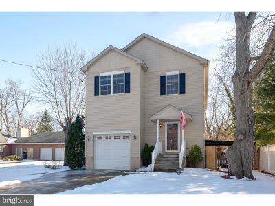 Cherry Hill Single Family Home Under Contract: 33 Willard Avenue