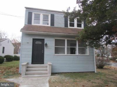 Camden Single Family Home For Sale: 36 Gloucester Avenue